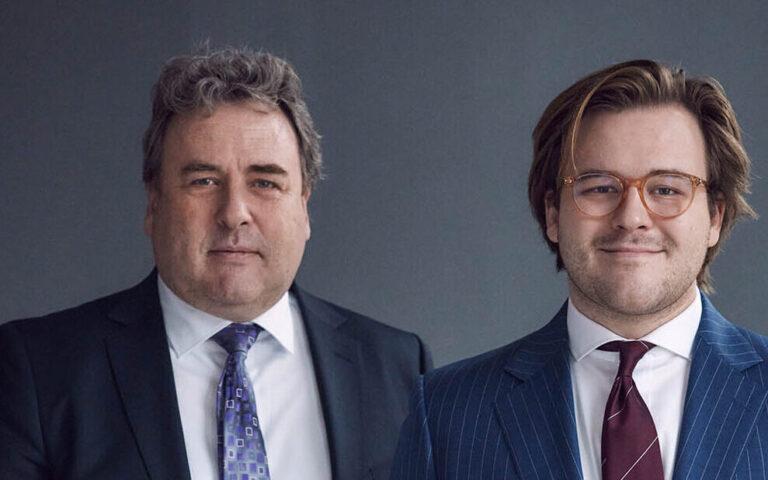Per och Gustaf Skrealid, fastighetsvärderare, Winna Fastighet AB